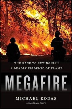 'Megafire' book cover