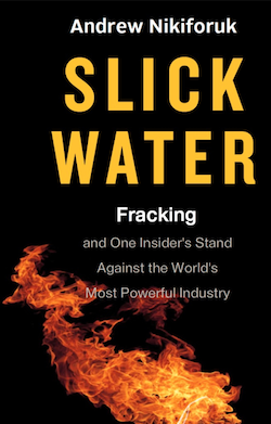Cover of 'Slick Water' book